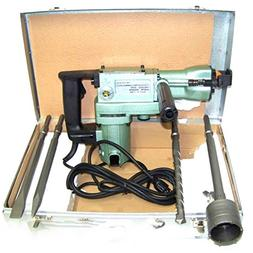 """2 In 1 1-1/2"""" Rotary Demolition Hammer Drill With Core Drill"""