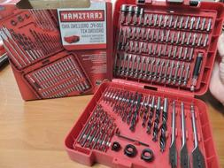 Craftsman 100-Piece Drilling and driving Accessory Kit BRAND