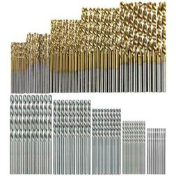 100pcs drill bit set 1 3mm hss