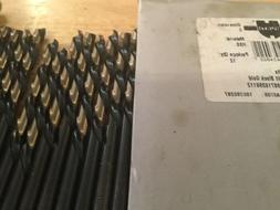 "12 NEW ""C ""Jobber Drill BITS HIGH SPEED DRILL BITS.  USA,"