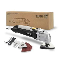 120V Rotary Tool Kit 7 Attachments Variable Speed 42 Accesso