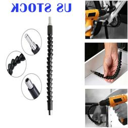 1PC Flexible Drill Extension Bits Screwdriver Connecting Lin