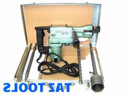 """ROTARY DEMOLITION  HAMMER DRILL 1-1/2""""  WITH CORE DRILL BIT"""