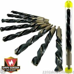"3/16"" 12"" Extra Long Magnum Drill Bit With Cut Down Shank Co"