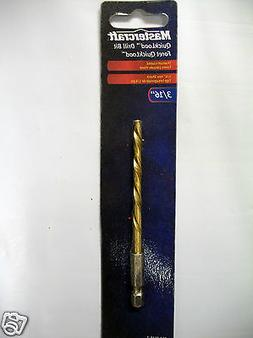 "3/16"" Drill Bit Titanium-Coated 1/4"" Hex Shank QuickLoad"