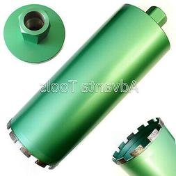 "3"" Wet Diamond Core Drill Bit for Concrete - Premium Green S"