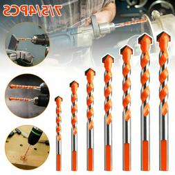 7pcs Ultimate Drill Bits Multifunctional Ceramic Glass Hole