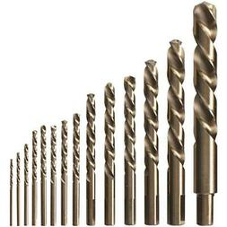 Beta Tools 004120097 412 Entirely Ground Glossy Twist Drill Pack of 30 pcs