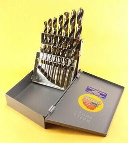 Drill Hog® Left Handed Drill Bit Set Screw Extractor EZ-OUT