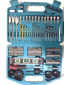 MAKITA P-67832 Accessory Set 101 Pc Power Drill Bit Set FREE