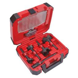 New Milwaukee 49-22-5100 5-Piece Switchblade Plumbers Kit