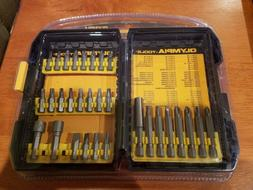 OLYMPIA-Tools 30 Piece Driver Bit Set -NEW! in Sealed packag