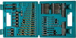 Makita B-49373 75 Pc. Metric Drill And Screw Bit Set