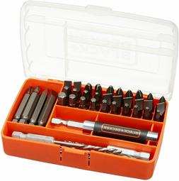 BLACK+DECKER 71-912 Drill and Screw Bit Set