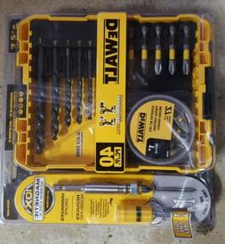 DEWALT Black Oxide Screwdriving Drilling Set
