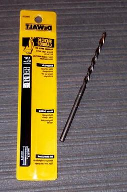 "Dewalt Carbide Tipped Percussion Masonry Drill Bit 3/4 "" X 6"