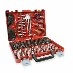 CFM Craftsman Bits 300-Piece Drill Kit Power Tool Accessorie