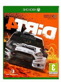 Dirt 4 Standard Edition Xbox One 2017 PEGI Rating: Ages 3 an