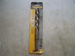 "Dewalt DW1232 Size 1/2"" Cobalt Drill Bits Pilot Point Cuts S"