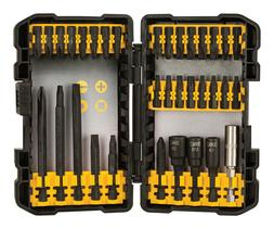 NEW Dewalt DW2153 Impact Ready Accessory Set, 34-Piece Bit S