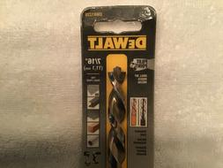 "DEWALT DWA1224 3/8"" Pilot Point Industrial Cobalt Drill Bit"