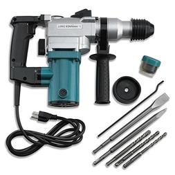 """New MTN-G New 1"""" Electric Rotary ROTO Hammer Drill SDS Concr"""
