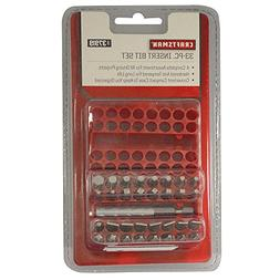 Craftsman 9-37919 Insert Bit Set, 33 Piece