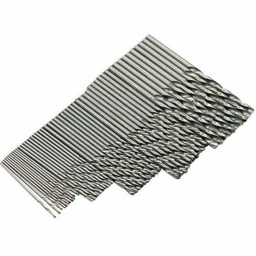 100PCS Bit 1-3mm HSS Drill Bits Tools