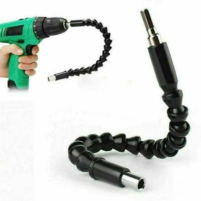 2PCS Right And Flexible Shaft Extension Screwdriver