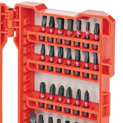 Milwaukee 48-32-4006 Steel & Drive Set - 40pc