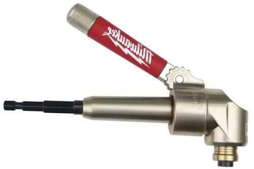 MILWAUKEE 49228510 Right Angle Attachment, 2.4 to 18.0V