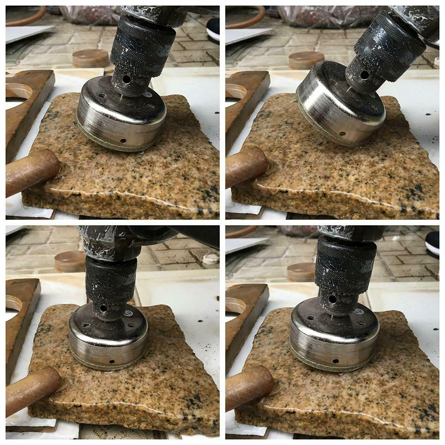 Tip Drill Tile Hole for Stone