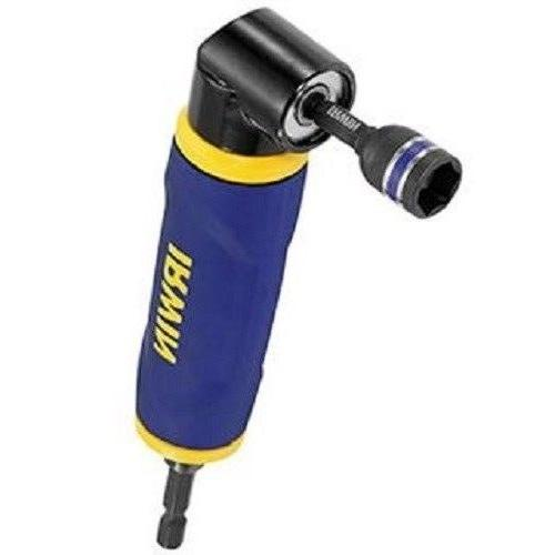 """New Impact Right Angle Drill 1/4"""" Quick Change Adapter Attac"""