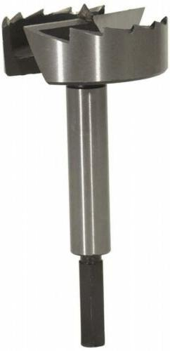 MLCS 9261H 4-Inch Diameter Steel Forstner Bit with Hex Shank