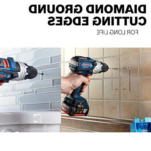 Bosch and Tile with Storage