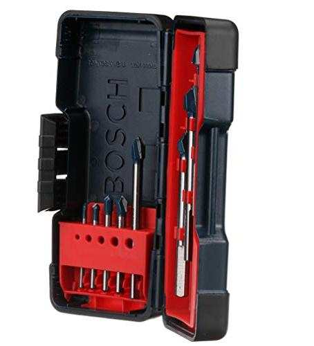 Bosch and Tile Bit with Case