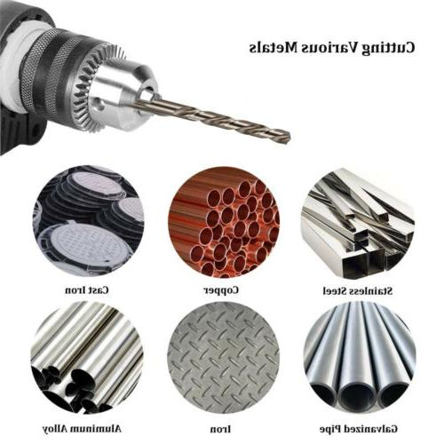 """38pcs Set for Metal Steel Cast Iron to 1/2"""""""