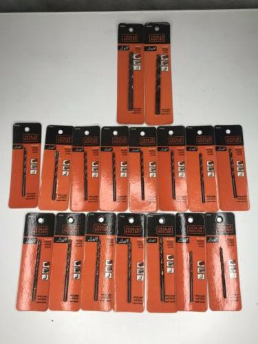 lot of 17 black and decker bullet