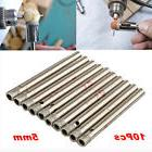 New 10Pc 5mm Diamond Coated Drill Bit Marble Tile Hole Saw G