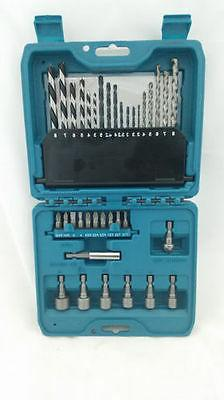 Makita p-90320 36 Piece Drill Bit Set Screwdriver Profession