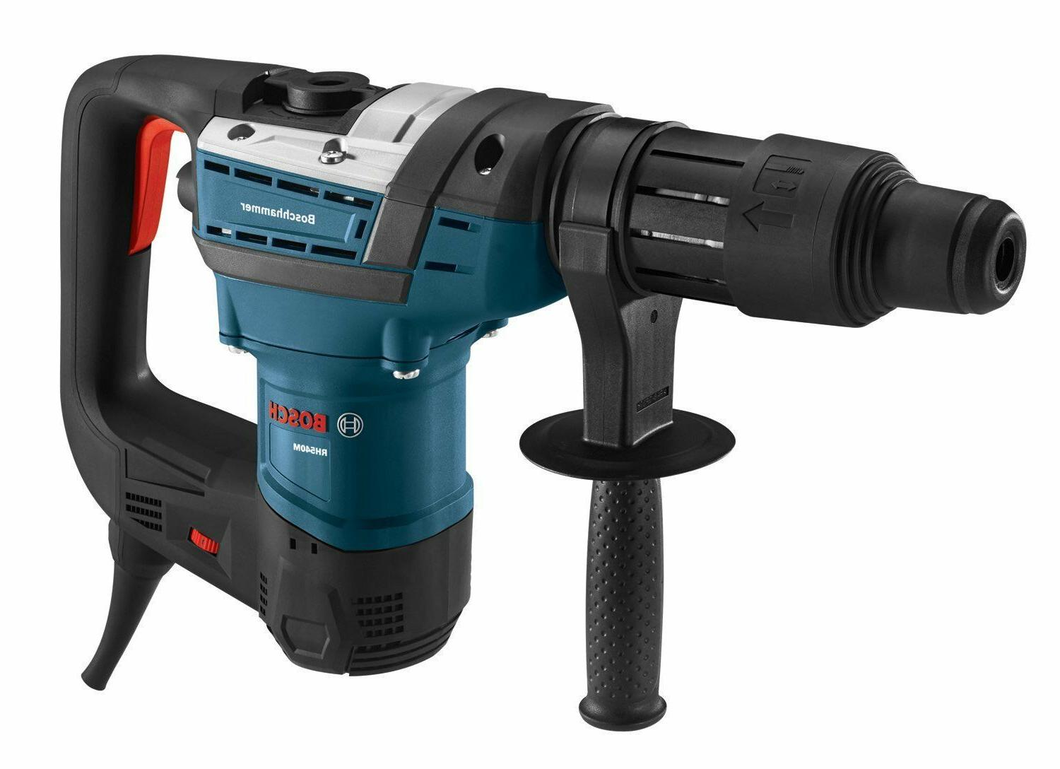 SDS-Max Combination Rotary Hammer 1-9/16-Inch Corded-Electri