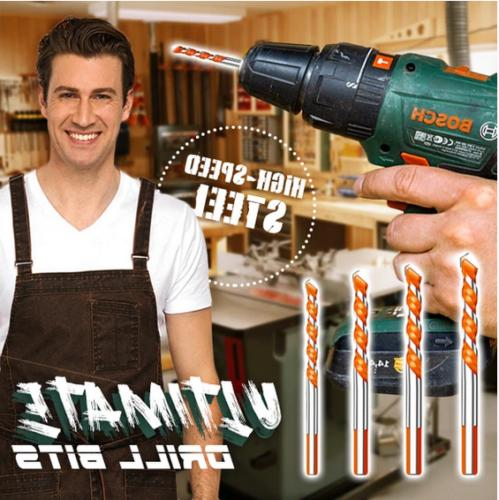 ultimate drill bits 4pcs last day promotion