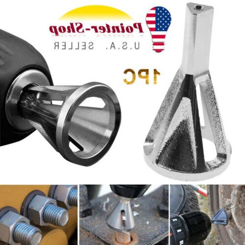 us stainless steel silver deburring external chamfer