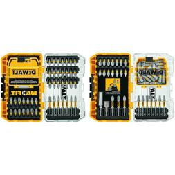 Dewalt MAXFIT Steel Screwdriving Bit Set 100 Piece Impact Dr