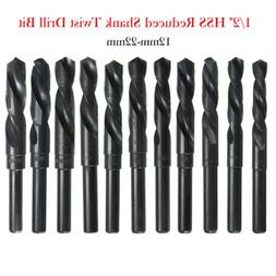 METAL HSS DRILL BITS REDUCED SHANK DRILL BIT 12mm-22mm For S