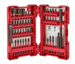 Milwaukee Shockwave Impact Duty Driver Bit Set 45 Piece Dril