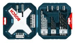 Bosch MS4034 34-Piece Drill and Drive Bit Set Accessories