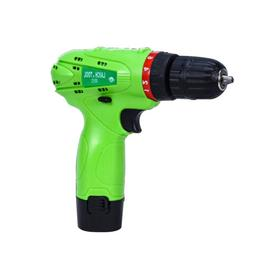 Multi-Function Rechargeable Wireless Electric Drill Bit Home