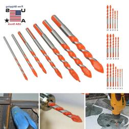 Multifunctional Ultimate Drill Bits Ceramic Glass Punching H