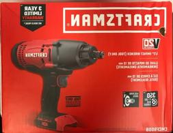 """NEW! CRAFTSMAN CMCF900B - V20 - 1/2"""" IMPACT WRENCH TOOL ONLY"""